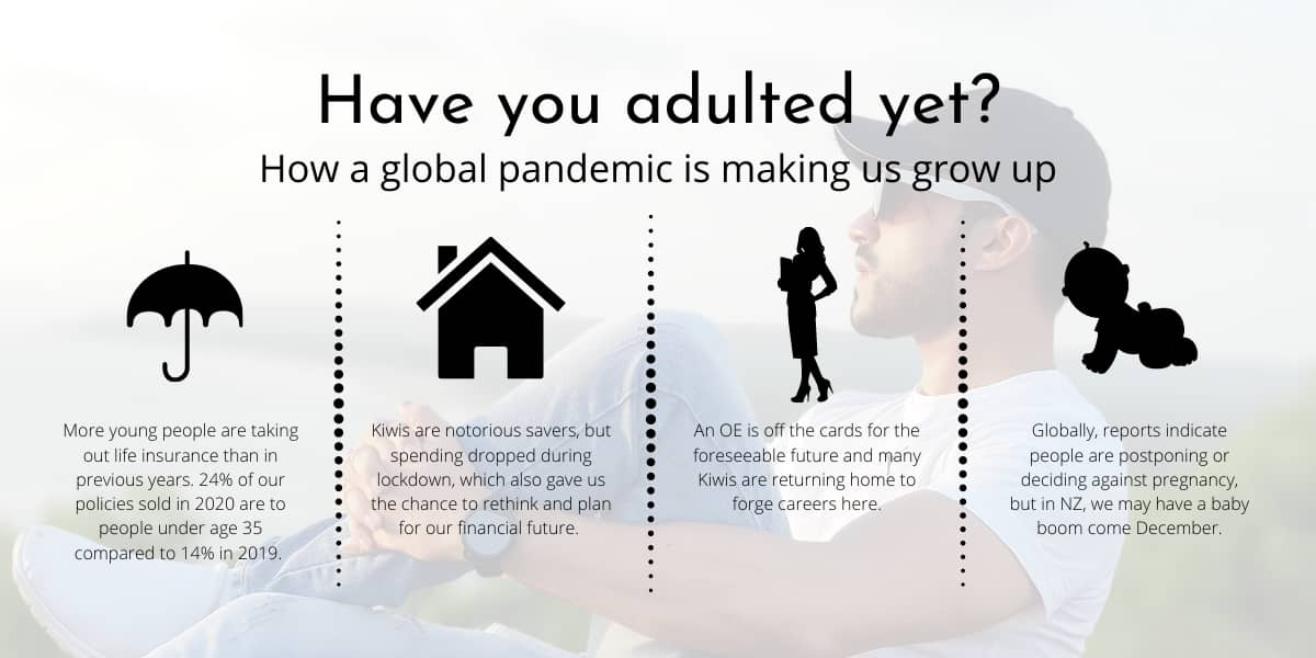 Have you 'adulted' this year? How a global pandemic is making us grow up