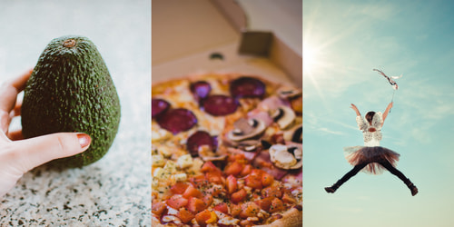 Avocado, Pizza or Life Insurance? What would you choose?